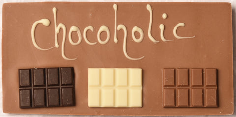 CHOCOLATE BARS CHOCOHOLIC
