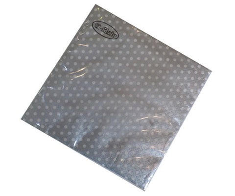 Luxury Gray Napkins