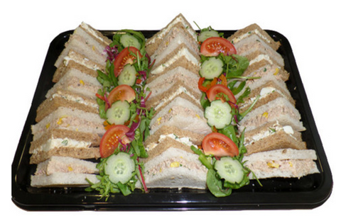 Classic Sandwich Platters - Meat Free Selection