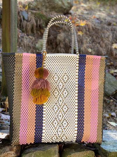 Serenity Citron Bag