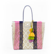 Rose Marine Cocoles Citron Bag