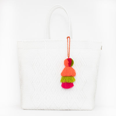 Cocoles - All White Citron Bag