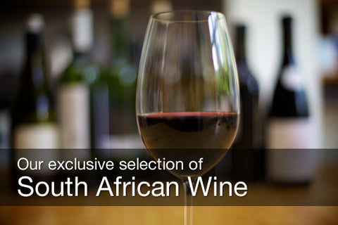 Exclusive South African Wine