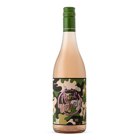 Black Elephant Vintners Rose Rebel 2019