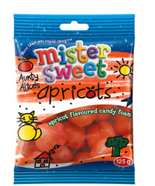 Mister Sweet-Aunty Alice's Apricots