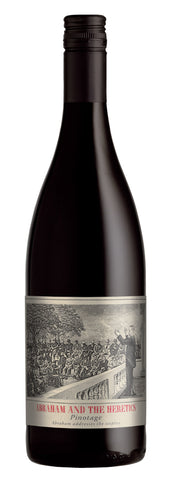 Abraham and The Heretics Pinotage 2015