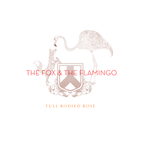 Black Elephant Vintners The Fox & The Flamingo 2017
