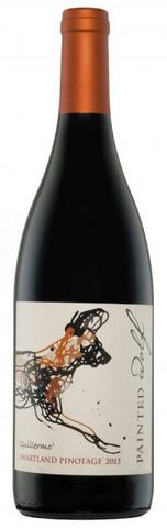 Painted Wolf Guillermo Pinotage 2015