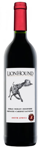 The Lion Hound Red 2016