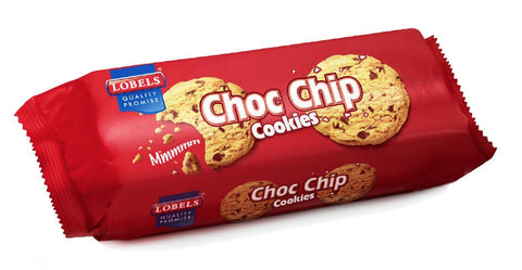 Lobels Choc Chip Cookies 150g