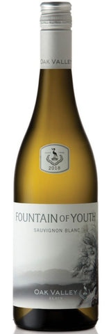 Oak Valley Fountain of Youth Sauvignon Blanc 2018