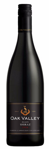 Oak Valley Elgin Shiraz 2014