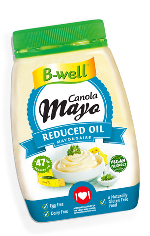 B-well Canola Mayo Reduced Oil Mayonnaise 750g
