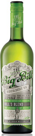 KWV The Legend of Big Bill (White)