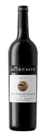 Moreson The Widow Maker Pinotage 2017
