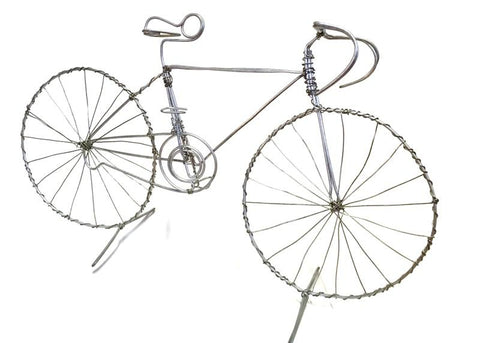 Bicycle- Large Wire Road 30 cm