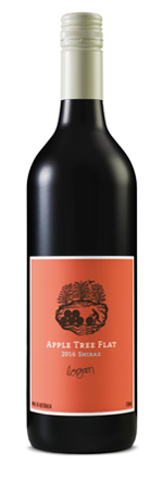 Logan Apple Tree Flat Shiraz 2014