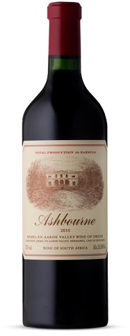 Ashbourne Red 2010