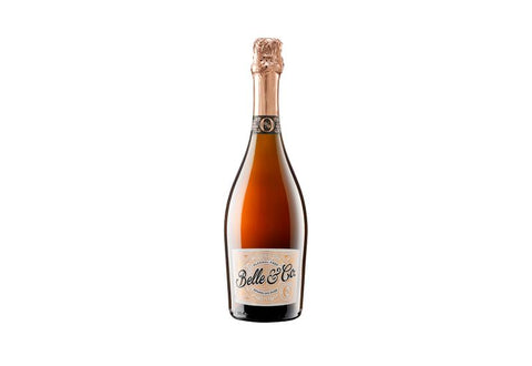 Belle & Co Alcohol Free Sparkling Rose 75cl