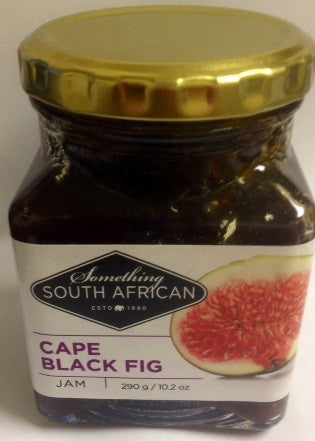 Something SA Jam Cape Black Fig