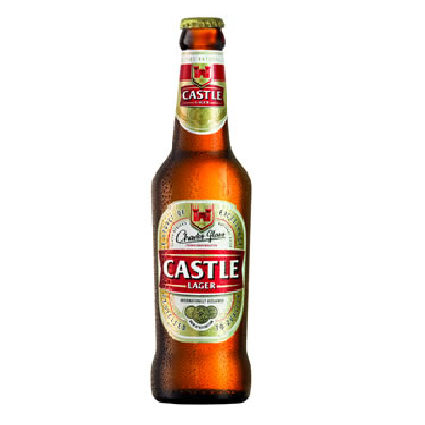 Castle Lager Single