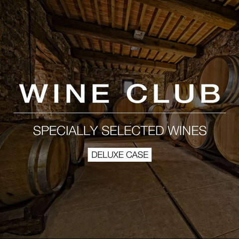 Wine Club - Deluxe Quarterly