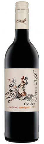 Painted Wolf - The Den - Cabernet Sauvignon 2018