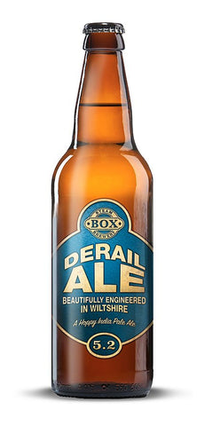 Box Steam Brewery - Derail Ale 500ml