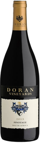 Doran Vineyards Pinotage 2012