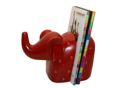 Elephant Bookend Pair 15cm