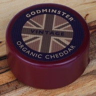 Godminster Organic Cheddar Cheese