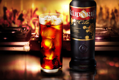 Klipdrift & Cola 275ml