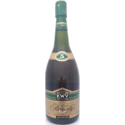 KWV 5 Year Old Brandy