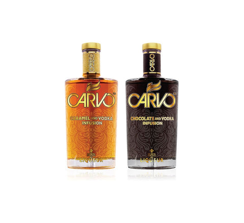 Carvo Caramel Infused Vodka