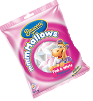Beacon Mallows Pink & White