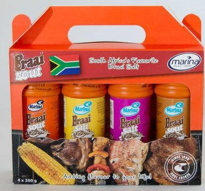 Marina Braai Salt Pack 150ml