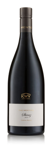 KWV The Mentors Shiraz 2013