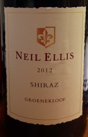 Neil Ellis Groenekloof Shiraz 2016