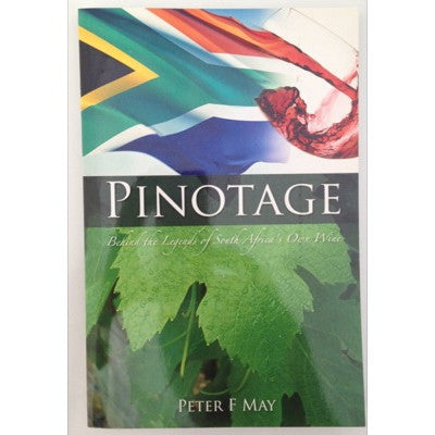 Pinotage by Peter F May
