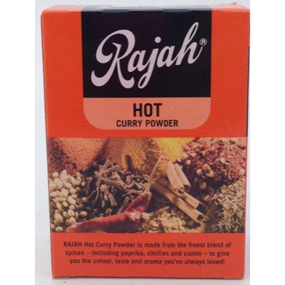 Rajah Curry Powder