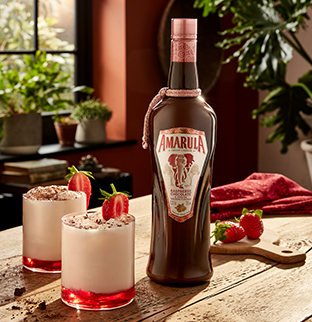 Amarula- Raspberry & Chocolate Liqueur
