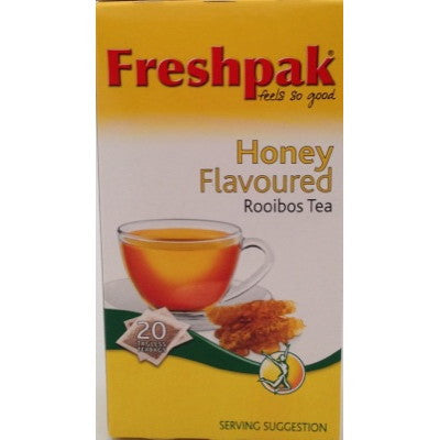 Freshpak Rooibos Tea Sweet Honey