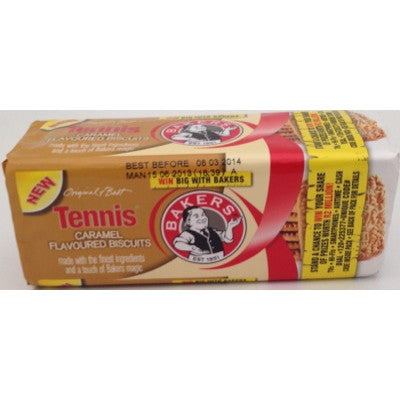 Tennis Biscuits - Caramel