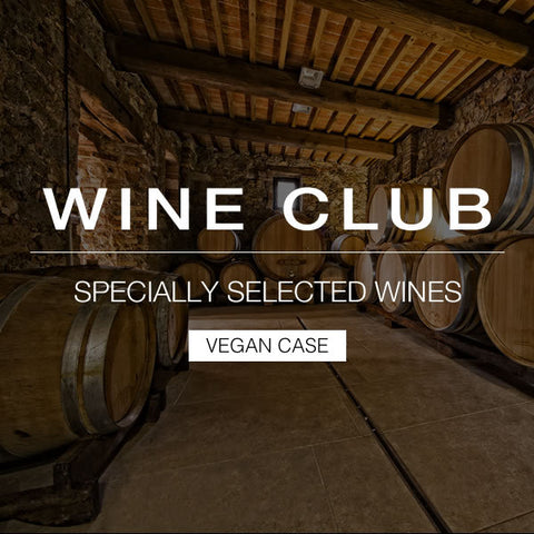 Wine Club - Vegan Monthly