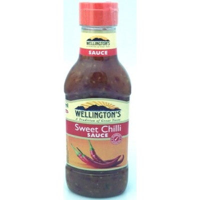 Wellington's Sweet Chilli Sauce 500ml