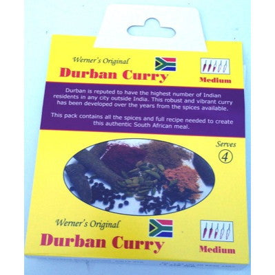 Werner's Original Durban Curry