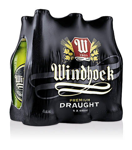 Windhoek Lager Draught