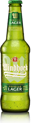 Windhoek Lager 330ml 6-pk