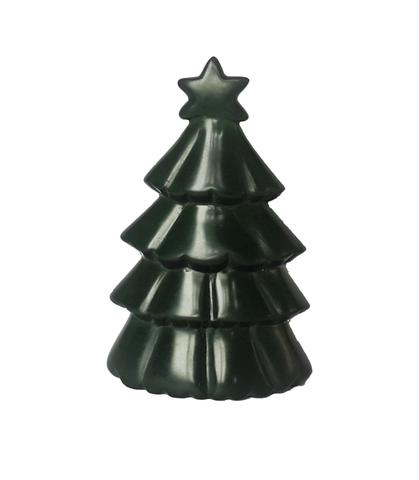 Soapstone Christmas Tree Green
