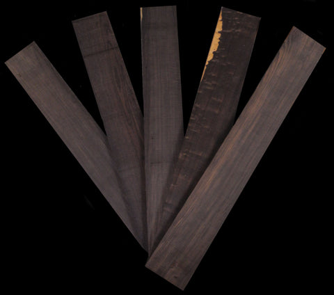 African Blackwood Guitar Fingerboards